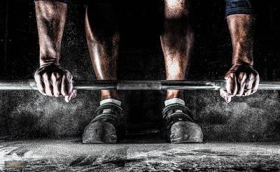 training-weightlifter